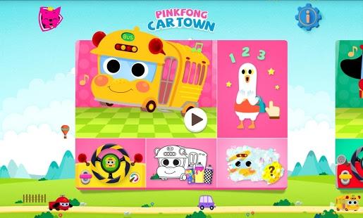 PINKFONG Car Town