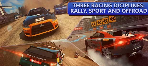 DRIVELINE : Rally, Asphalt and Off-Road Racing