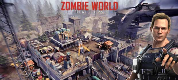 Zombie World : Black Ops
