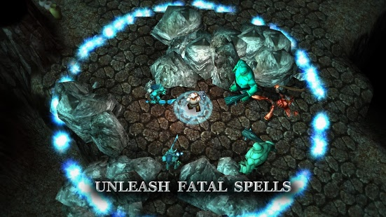 Runic Rampage - Hack and Slash RPG