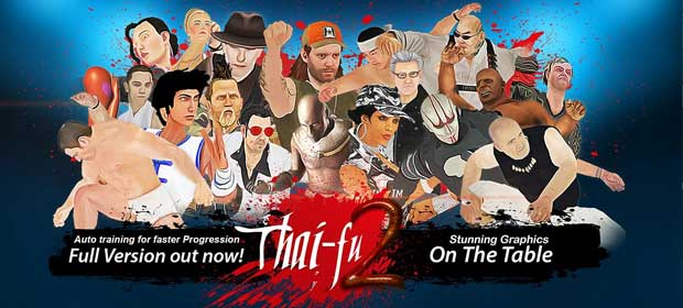 Thai-Fu2: Fighting Game (New)