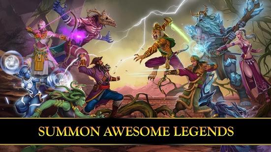 Legends Reborn (Unreleased)