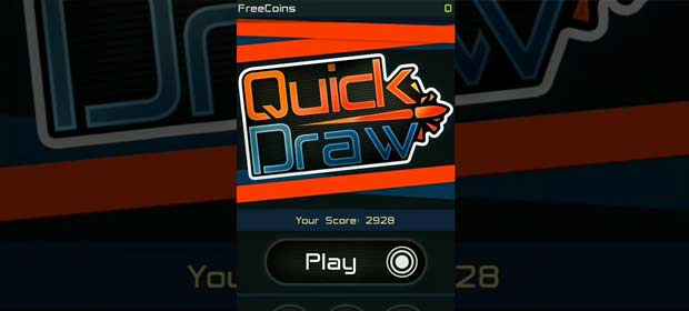 QuickDraw - Fast Arcade Shooter