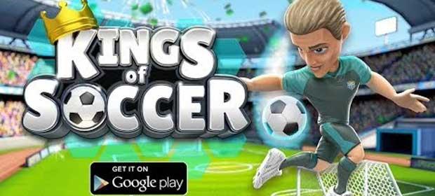 Kings of Soccer (Unreleased)