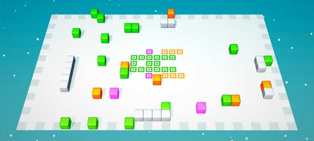 Cubes:Procedural Wonders