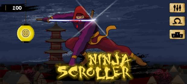 Ninja Scroller - The Awakening