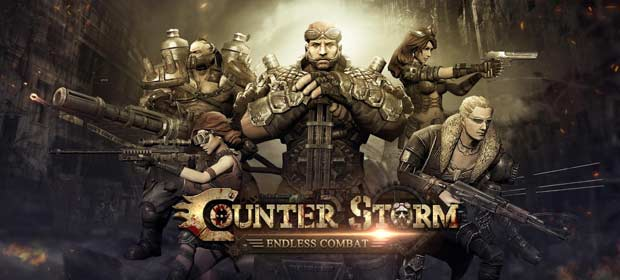 Counter Storm: Endless Combat