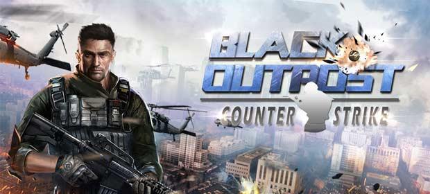 Black SWAT - counter terrorists game