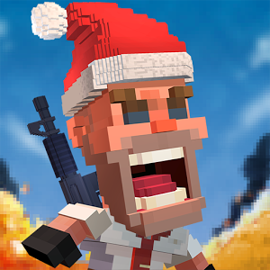Guns Royale - Multiplayer Blocky Battle Royale