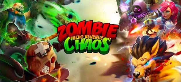 Zombie Chaos - Hero Revenge