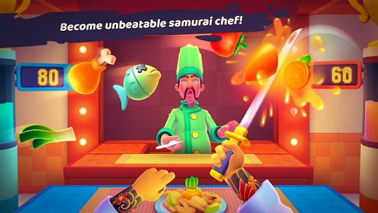 Samurai Chef