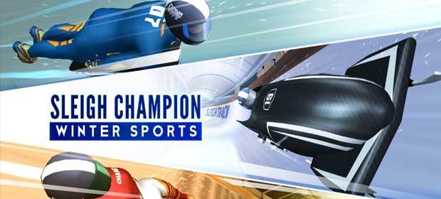 Sleigh Champion : Winter sports