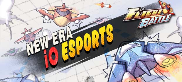 Flight Battle: New Era iO Esports Game (Unreleased)