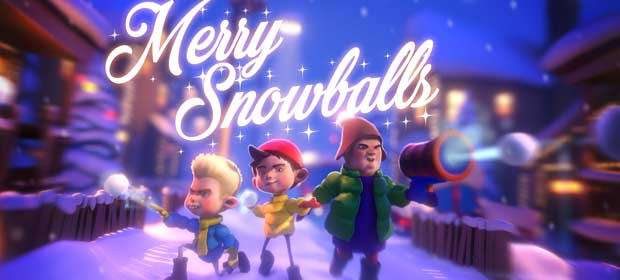Merry Snowballs (Mobile, 360 & Cardboard)