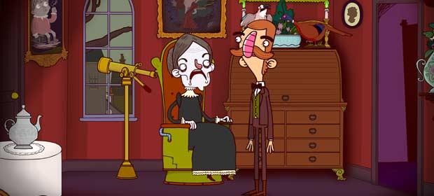 Bertram Fiddle Episode 2: A Bleaker Predicklement