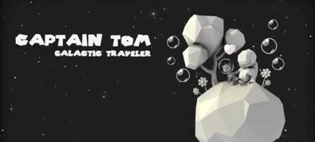 Captain Tom Galactic Traveler