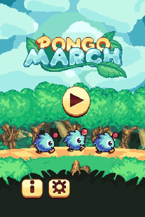 Pongo March