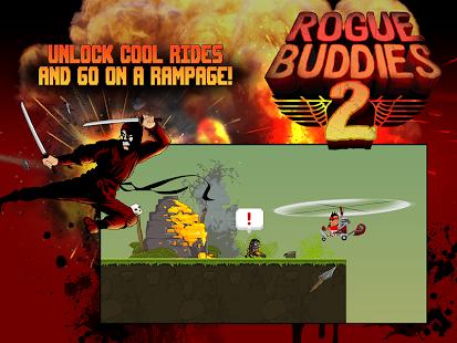 Rogue Buddies 2