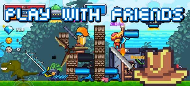 Pixel Survival World - Multiplayer Survival Game