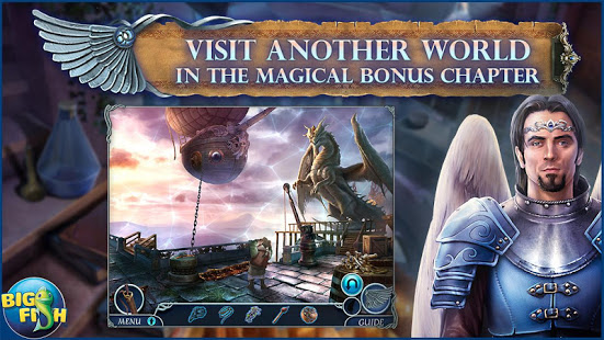 Hidden Object - Dark Realm: Lord of the Winds