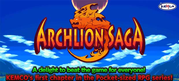 Archlion Saga - Pocket-sized RPG