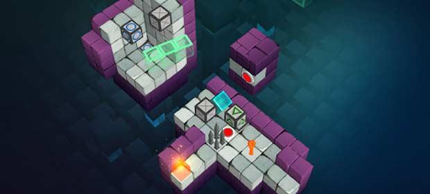 Cubanoid - 3D puzzle maze