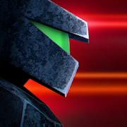 Metal Ranger. Classic Platformer Shooter Game