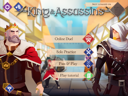 King and Assassins (Unreleased)