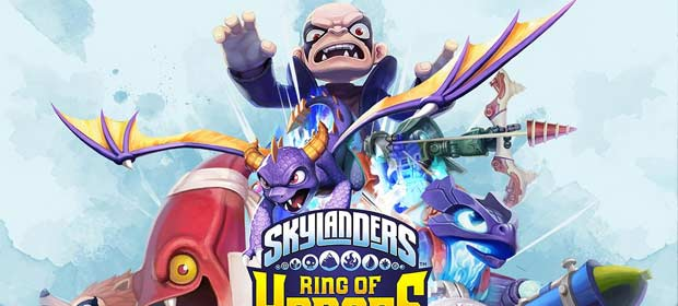 Skylanders Ring of Heroes Beta (Unreleased)