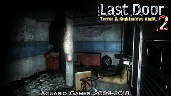 Last Door 2: Terror & Nightmares Night