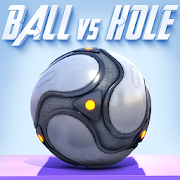 Ball vs Hole : Addictive & Hardest Game