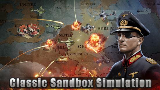 WW2: Strategy Commander