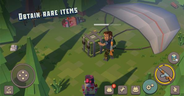 Cube Survival: LDoE