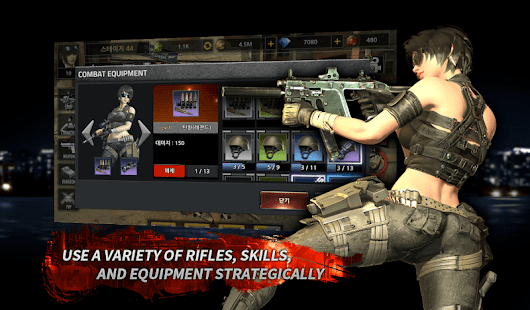 Idle Soldier - Zombie Shooter PvP Clicker