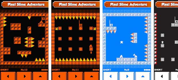 Pixel Slime Adventures