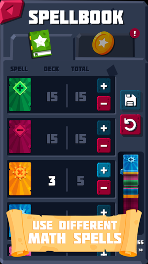 Arithmagic - Math Wizard Game